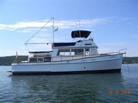 used boat for sale seattle used grand banks boats for sale in seattle washington