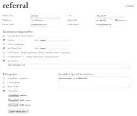 dental referral form template dental referral form template forex trading indonesia