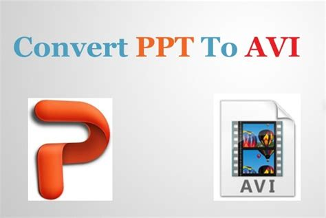 download powerpoint animation transition gettthink how to manually convert ppt to avi