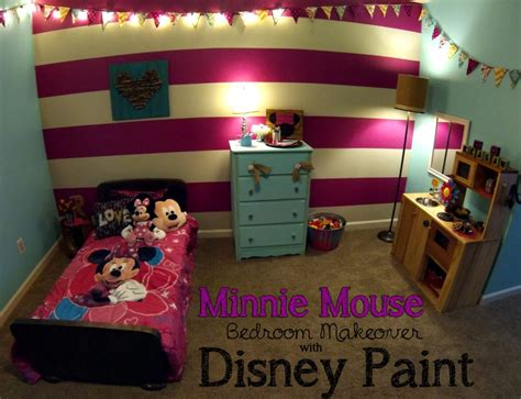diy minnie mouse room decor minnie mouse bedroom reveal spoonful of imagination