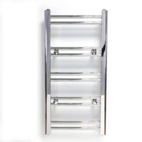 Heated Towel Warmer Arian 800 X 400mm Central Heated Or Electric