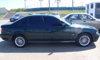 2002 bmw 5 series pictures 2979cc gasoline fr or rr automatic for sale