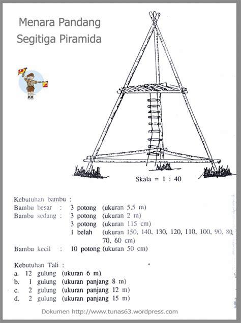 New Tongkat Kaki 3 Atau Tongkat Kaki 4 Alat Bantu Jalan Sni model pionering jembatan darurat dan menara pandang