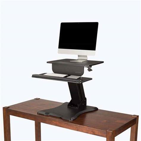adjustable standing desk converter uplift adjustable standing desk converter gadgetsin