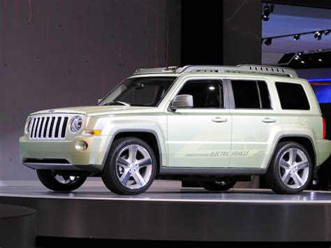 Jeep Quality Jeep Patriot 13 High Quality Jeep Patriot Pictures On