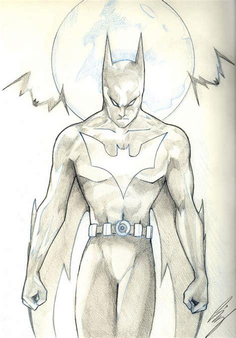 How To Draw Batman How To Draw Batman Beyond