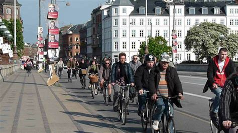 Copenhagen To Queue For Shortcut 7 by Copenhagen Denmark Bicycle Hour