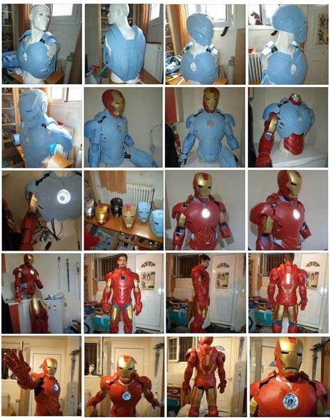 iron man cosplay construction cool stuff iron man