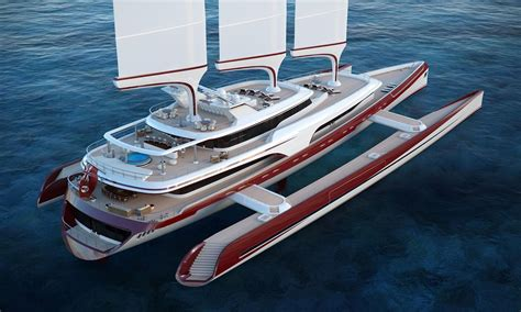 big catamaran yacht here are some of the largest and most luxurious new yachts