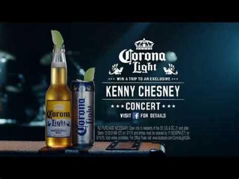 corona light commercial song corona light x kenny chesney commercial song