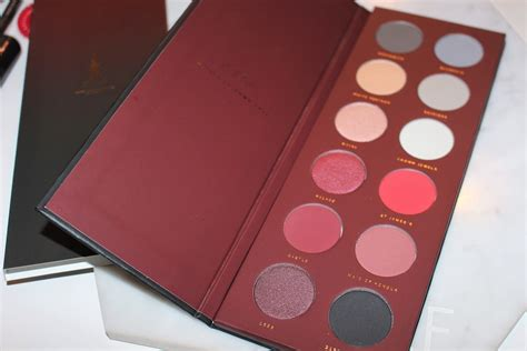 Zoeva Eyeshadow Palette Review zoeva s guard eyeshadow palette review swatches