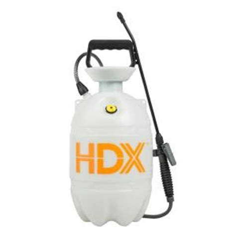 hdx 2 gal economy sprayer 1502hdx the home depot