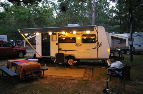 Roo Trailer Rockwood Roo Travel Trailers By Forest River Rv