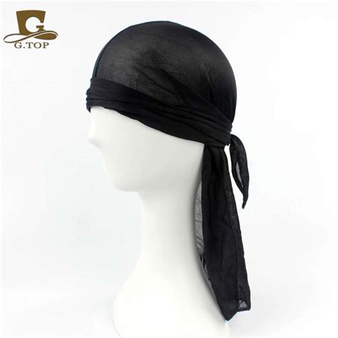is it fashionable to wear a doo rag 2016 new fashion satin men streched cap hip hop du doo rag