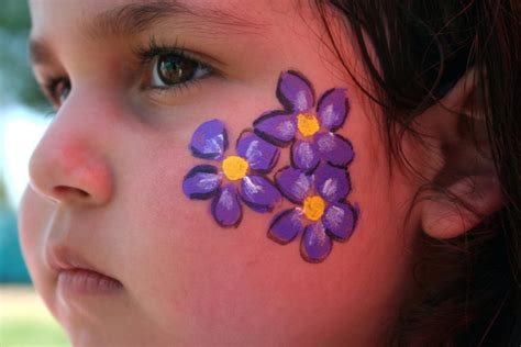 painting designs basic face painting ideas alternatux com