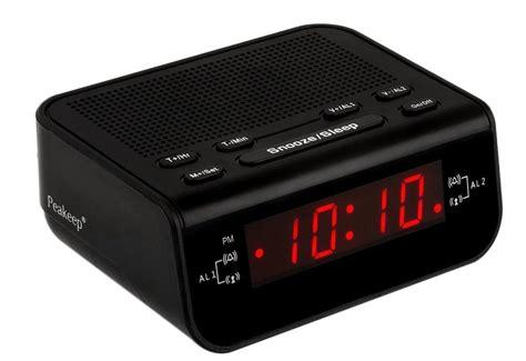 17 best alarm clock radios 2018 171 hddmag