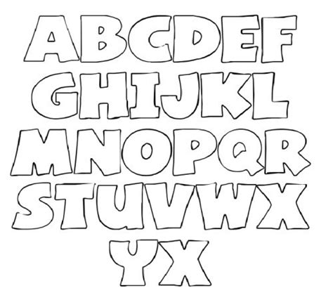 printable patterned letters best 25 alphabet stencils ideas on pinterest free