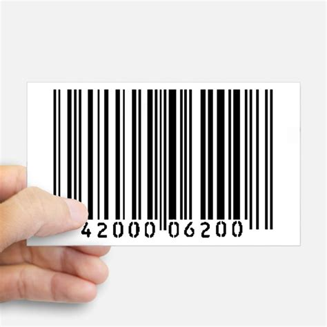 Sticker Water Decal Kode 1597 barcode bumper stickers car stickers decals more