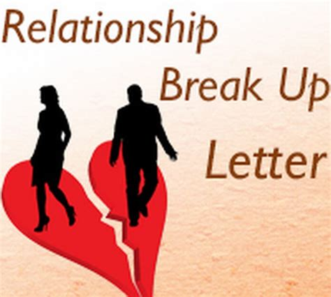 up relationship letter breakup letter free letters part 2