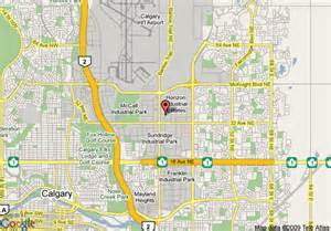 calgary canada map of america map of greenwood inn calgary calgary