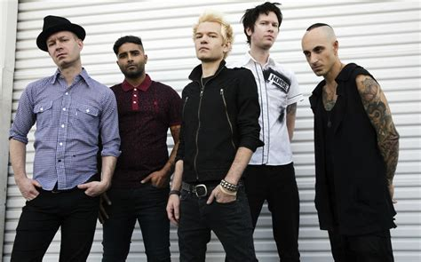 Best Band Sum 41 1440x900 Sum 41 This Album Is About Completely Falling Apart
