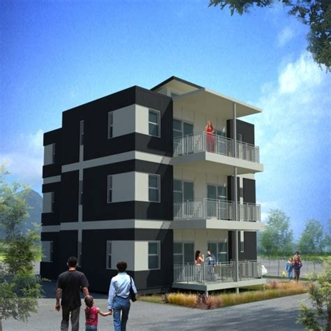 three story building apartment three floor house elevation modern house modern 3 story apartment image