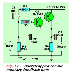 darlington transistor impedance darlington transistor input impedance 28 images emitter follower applications electronics