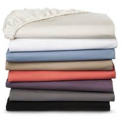 soft sheets threshold ultra soft 300 thread count fitted sheet ebay