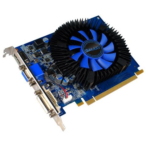 Nvidia Geforce Gt 730 2gb Ddr3 128bit galaxy nvidia geforce gt 730 2gb 128bit ddr3 dx12 pci e