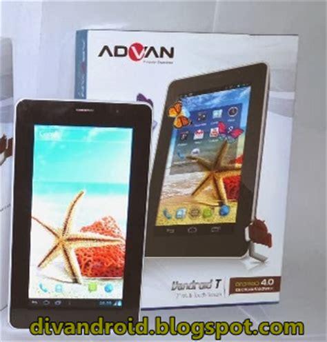 Tablet Advan Beserta Spesifikasinya cara root advan vandroid t terbaru dengan driver