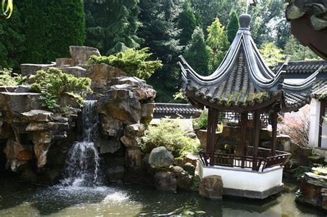 Chinesischer Garten In Bochum Bild Foto Erhard