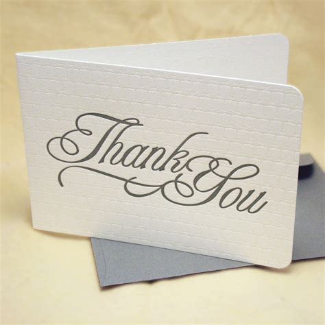 Gift Card Thank You - wedding thank you cards chicago wedding blog