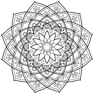 coloring pages for adults adult mandala coloring book on