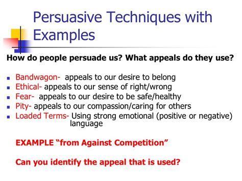 All Ethical Language Is Prescriptive Essay by Argument Persuasive Techniques Ppt