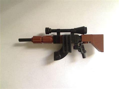Lego Compatible Dp28 Rifle lego guns