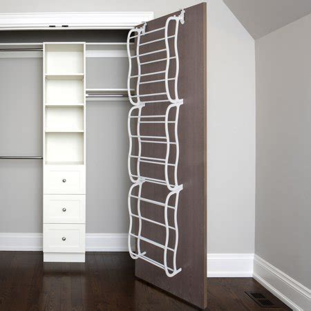 oxgord the door shoe rack for 36 pairs wall hanging
