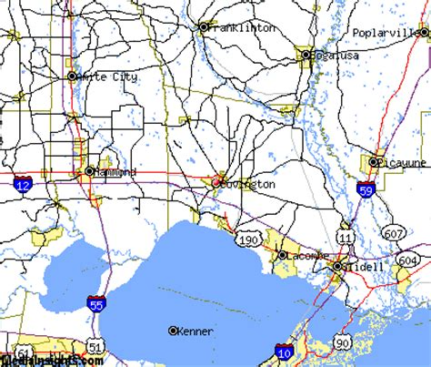 louisiana map covington covington vacation rentals hotels weather map and