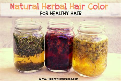 herbal hair color for healthy hair hippy