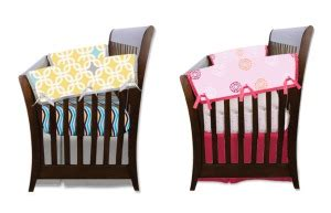 Crib Biting Solutions by Babee Talk Eco Crib Rail Cover And Eco Buds Simply Real