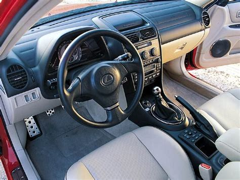 altezza lexus interior 2002 lexus is 300 road test review sport compact car