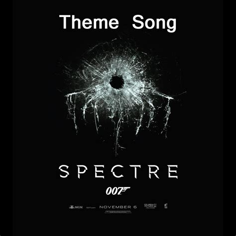 theme music spectre james bond theme spectre 2015