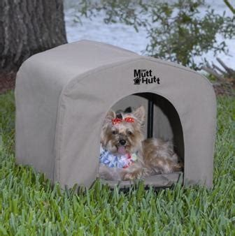 mutt hutt dog house mutt hutt the tough portable hut for any size mutt bowhouse simply the best