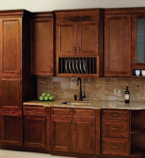 Kitchen Cabinets Reno by The Waverly Maple Is A Most Intriguing Chocolate Brown