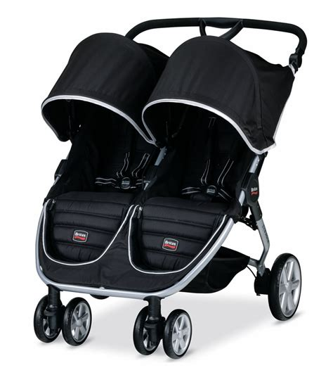 and black infant car seat and stroller britax b agile stroller black