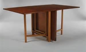 space saving folding dining table set design idea