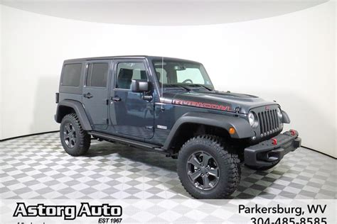 jeep convertible 2017 new 2017 jeep wrangler unlimited rubicon recon convertible