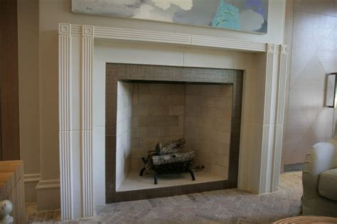 Cast Fireplace Houston by Cast Fireplace Surrounds Modern Living Room