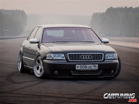 Audi S8 Tuning by Tuning Audi S8 D2