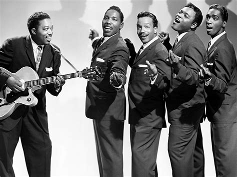 the drifters the drifters on