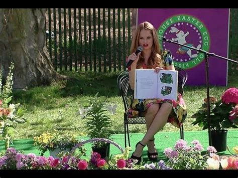 debby ryan s house 2014 white house easter egg roll debby ryan reads curious george youtube